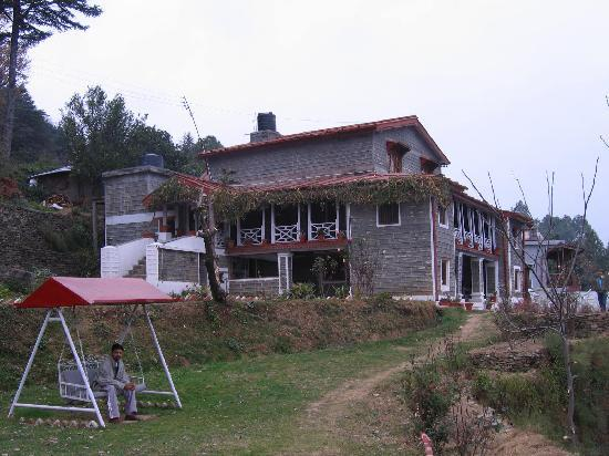 Chevron Mountain Villa,Kausani