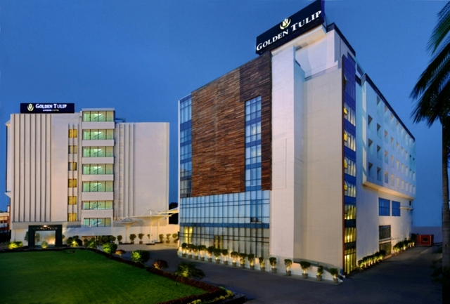Golden Tulip,Lucknow