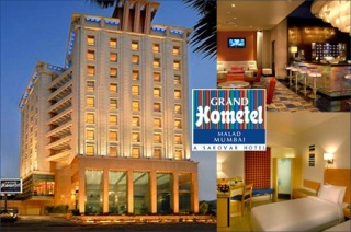 Grand Hometel,Mumbai