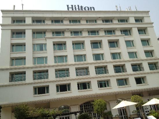 Hilton Mumbai International Airport,Mumbai