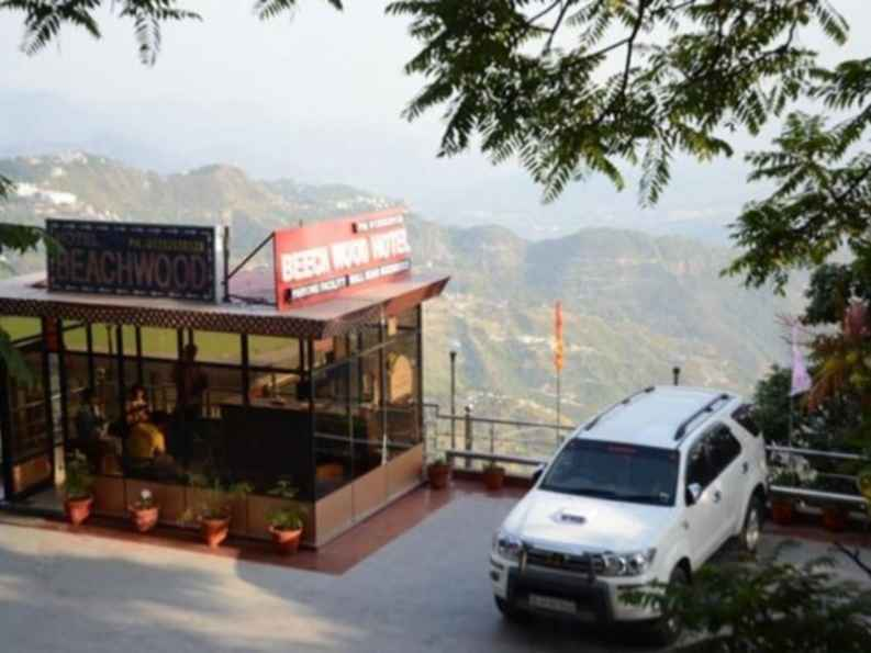 Hotel Brentwood,Mussoorie