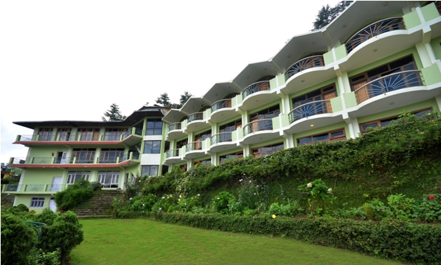 Suman Royal Resort,Kausani