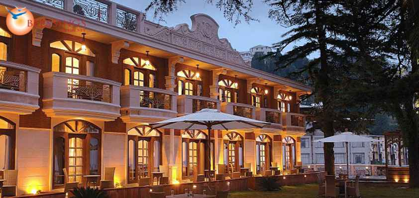 The Golden Palms Hotel & Spa,Mussoorie