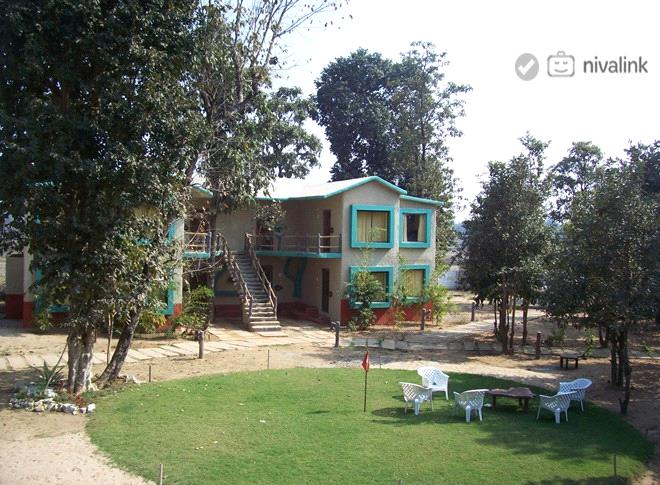 The Pride Tiger Woods Resort & Spa,Kanha